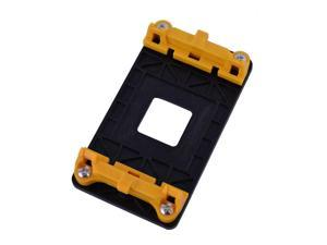 Plastic AMD Fan Bracket Stand Base Yellow for AM2 AM2+ AM3 AM3+ FM1 FM2 Socket