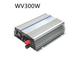 US WV 300W Grid Tie Inverter MPPT For Solar Panel Stackable Pure Sine Wave