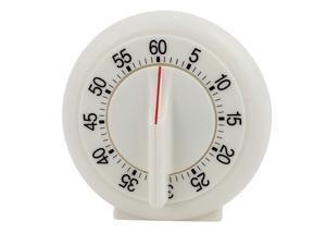 3.6x3.6x2-Inch 60-Minute Mechanical Kitchen Timers Pendulum Clock Design
