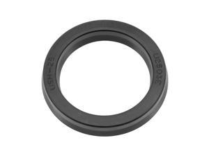 Hydraulic Seal, Piston Shaft USH Oil Sealing O-Ring, 25mm x 33mm x 5mm