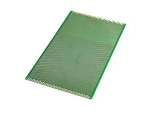 Unique Bargains Green Prototyping Tinned PCB Printed Circuit Universal Board 180x305mm