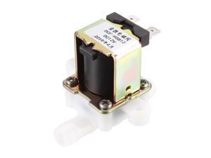 """G3/8"""" Water Solenoid Valve DC 12V NC Normally Closed Male Thread Inlet 33"""