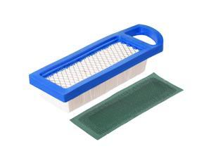 698083 GY20573 697153 Air Filter for Briggs Stratton 697634 795115 Stens 102-875 Oregon 30-122 33425 Lowes 59471 Lawn Mower Air Filter Engine