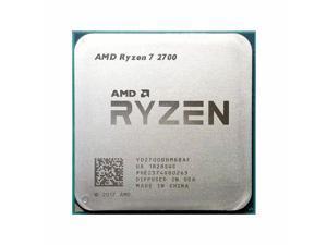 AMD RYZEN 7 2700 8-Core 3.2 GHz (4.1 GHz Max Boost) Socket AM4 65W YD2700BBAFBOX Desktop Processor - OEM