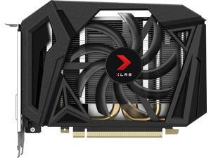 PNY XLR8 GeForce GTX 1660 SUPER DirectX 12 VCG16606SSFPPB-O 6GB 192-Bit GDDR6 PCI Express 3.0 x16 HDCP Ready Video Card
