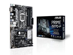 ASUS PRIME Z270-P LGA1151 DDR4 HDMI DVI M.2 USB 3.0 Z270 ATX Motherboard PRIME