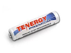 Tenergy 10405 1000mAh Rechargeable NiMH AAA Battery - NEW