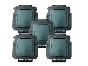 25 Pack Protective Socket CPU Cover for 1156 / 1155 Intel Motherboards