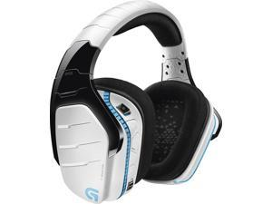 Logitech G933 Artemis Spectrum Wireless RGB 7.1 Dolby and DST Headphone Surround Sound Gaming Headset - White