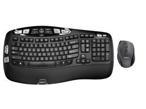 Logitech Comfort Wireless Combo Keyboard and Mouse