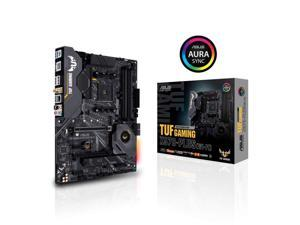 ASUS AM4 TUF Gaming X570-Plus (Wi-Fi) ATX Motherboard with PCIe 4.0, Dual M.2, 12+2 with Dr. MOS Power Stage, HDMI, DP