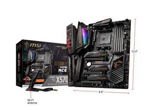 MSI MEG X570 ACE Motherboard AMD AM4 ATX Motherboard