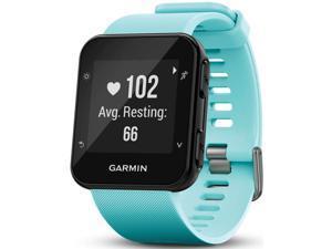 Garmin Forerunner 35 GPS Running Watch Frost Blue