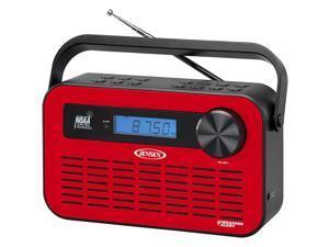 Jensen JEP250 Portable Digital AM/FM Weather Radio