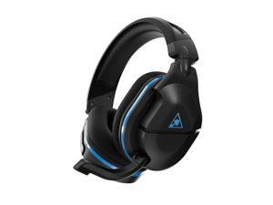 Turtle Beach Stealth 600 Gen 2 Wireless Gaming Headset with Superhuman Hearing for PS5, PS4, & PC - Black/Blue