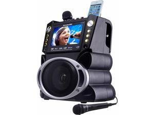 Karaoke USA 7 in. DVD & Bluetooth Karaoke Machine ( GF844)