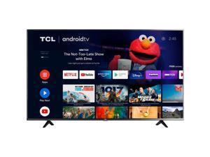 TCL 50S434 50 inch 4-Series 4K UHD HDR LED Smart Android TV