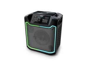 Ion Audio TRAILBLAZERX Trailblazer&#0153 High-Power All-Weather Bluetooth Speaker with QI Wireless Charging