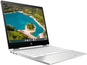 """HP 14b Chromebook, 14"""" HD Touch Display, Intel Celeron N4000 Upto 2.6GHz, 4GB RAM, 32GB eMMC, Displayport via USB-C, Card Reader, Wi-Fi, Bluetooth, Chrome OS (7NV95UA)"""