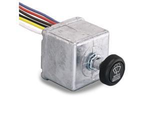 Cole Hersee 75601-14-BX 12V Dual Windshield Wiper Switch Knob (W/O Dynamic Parking)