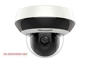 4MP DS-2DE2A404IW-DE3 PoE IR Hikvision PTZ Camera 4×Zoom Auto Focus H.265+ H.265