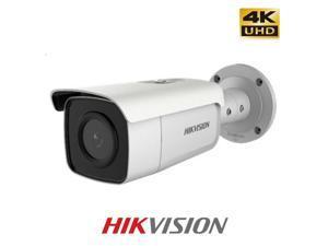 Hikvision DS-2CD2T85G1-I5 8MP POE 4K IR Bullet Camera H.265+RJ45 Face Detection
