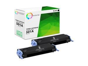1PK Q6470A Black Toner Cartridge For HP LASERJET CP3505dn CP3505N CP3505x CP3505