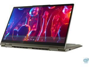 "Lenovo Yoga 7i 2-in-1 14"" Touch Screen FHD Laptop - Intel Evo Platform Core i5-1135g7, 12GB Memory, 512GB SD, Backlit Keyboard - Dark Moss - 82BH0006US"