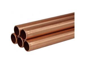 Curtis 112M10 1.5 in. x 10 m Copper Tubing