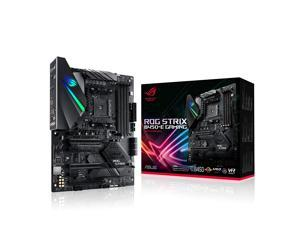ASUS ROG STRIX B450-E GAMING - Motherboard - ATX - Socket AM4 - AMD B450 - USB 3.1 Gen 1, USB 3.1 Gen 2, USB-C Gen1 - Bl