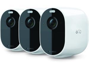 Arlo Essential - Network surveillance camera - outdoor, indoor - weatherproof - colour (Day&Night) - 1920 x 1080 - 1080p