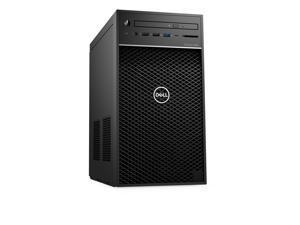 Dell Precision 3640 Tower - MT - 1 x Core i7 10700K / 3.8 GHz - RAM 32 GB - SSD 512 GB - DVD-Writer - UHD Graphics 630 -