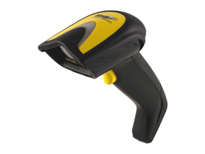 Wasp Barcode - 633808929701 - Wasp WDI4600 2D Barcode Scanner - USB - 25 Scan Distance - 1D, 2D - Imager