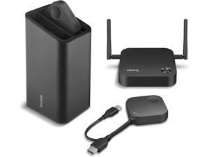 BenQ InstaShow WDC10 - Wireless video/audio extender - 802.11ac - up to 8 m - for BenQ LH710, LH930, LU710