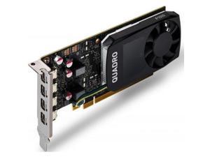 Dell Quadro P1000 Graphic Card - 4 GB GDDR5
