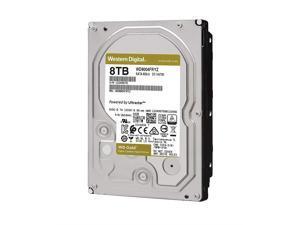 "WD Gold Enterprise-Class Hard Drive WD8004FRYZ - Hard drive - 8 TB - internal - 3.5"" - SATA 6Gb/s - 7200 rpm - buffer: 2"
