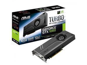 ASUS GeForce GTX 1060 90YV09R0-M0NA00 6GB 192-Bit GDDR5 PCI Express 3.0 x16 Video Card