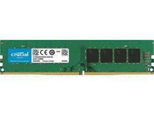 Crucial 4GB DDR4 2400 MT/s (PC4-19200) SR x8 DIMM 288-Pin - CT4G4DFS824A