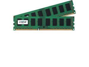 Crucial 32GB (2 x 16GB) 240-Pin DDR3 SDRAM DDR3L 1600 (PC3L 12800) Desktop Memory CT2K204864BD160B