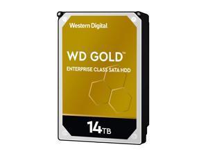 "WD Gold DC HA750 Enterprise Class SATA HDD WD141KRYZ - Hard drive - 14 TB - internal - 3.5"" - SATA 6Gb/s - 7200 rpm - bu"