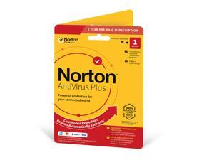 NORTON ANTIVIRUS PLUS 2GB
