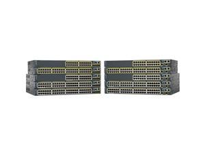 Cisco 2960S 48 Port Gigabit 370W PoE+ Switch, WS-C2960S-48LPS-L, Lifetime Wty