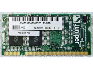 Juniper 256MB DRAM Memory Module