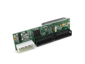 """Newest JM20330 Chipset 3.5"""" HDD SATA to IDE/PATA Converter Card Adapter Converter cable (SATA DVD Burner to IDE Interface MBs)"""