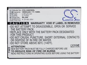 LENOVO BL240 Replacement Battery For LENOVO A936,
