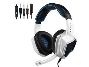 LETTON L9 Stereo Gaming Headset Noise Cancelling Over Ear Headphones with Mic for Xbox One PC Laptop Nintendo