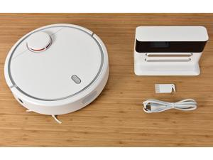 Original XIAOMI MIJIA Robot Vacuum Cleaner for Home Automatic Sweeping Dust Sterilize Smart Planned WIFI App Remote Control