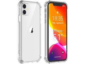 """Ultra-Thin HD Clear Slim Soft TPU Protective Case for iPhone 11 6.1"""""""