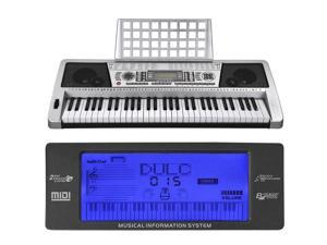 best choice products 61-key teaching electronic keyboard