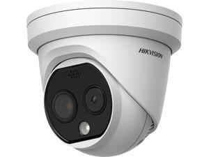 HIKVISION   DS-2TD1217B-3/PA-TURRET   HIKVISION Temperature Screening Thermographic Turret Camera